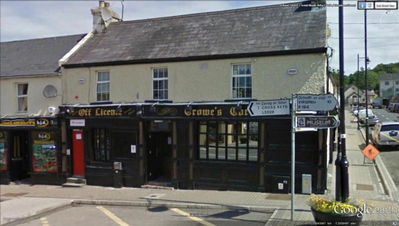 Crowes corner ballyjamesduff cavan pub info publocation for Modern homes ballyjamesduff