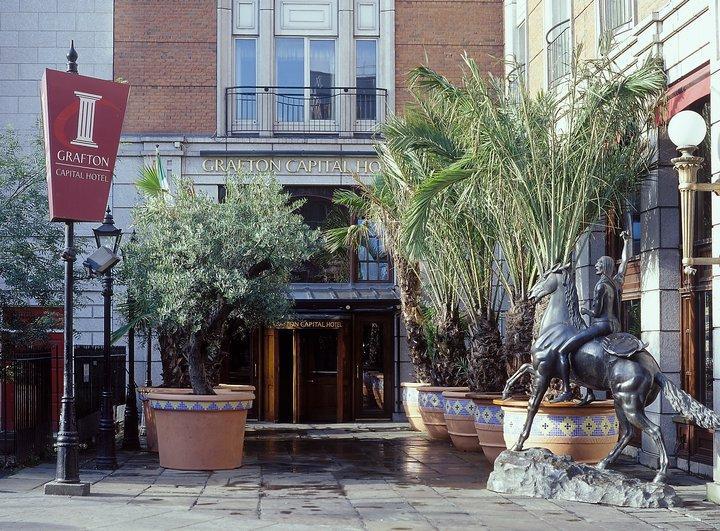 Grafton Capital Hotel/break For The Border, DUBLIN, Dublin | Pub info @  Publocation
