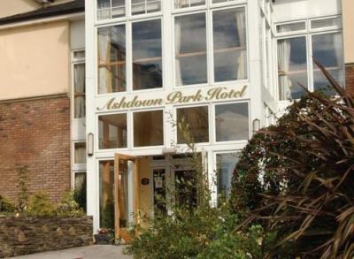Ashdown Park Hotel - image 1