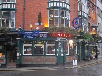 O'Neill's, Suffolk Street - image 1