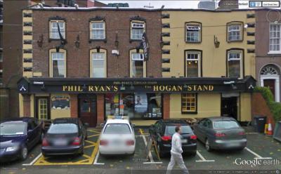 Phil Ryans - The Hogan Stand - image 1