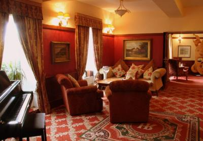 Rackett Hall Country House Hotel - image 3