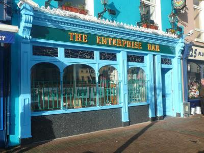 The Enterprise Bar - image 1