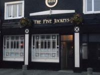 The Five Jockeys - image 1