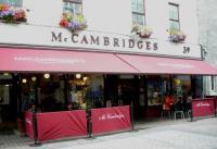 Mccambridge's