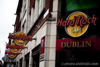 The Hard Rock Cafe